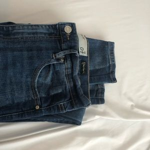 GARAGE size 7 ultra high rise jeans